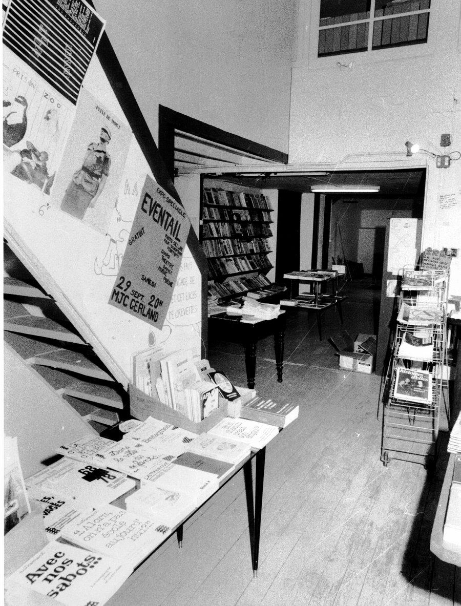 L t 1979 la gryffe 1978 2018 les 40 ans de la librairie la gryffe - Date fin soldes ete 2017 ...