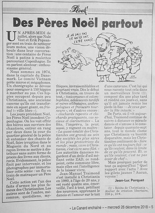 """Résultat de recherche d'images pour """"des pères noel partout porquet"""""""