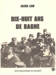 18 ans de bagne, éditions Egrégores, 2005