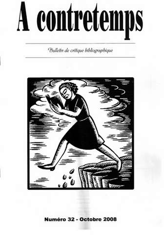 A Contretemps, n°32, octobre 2008