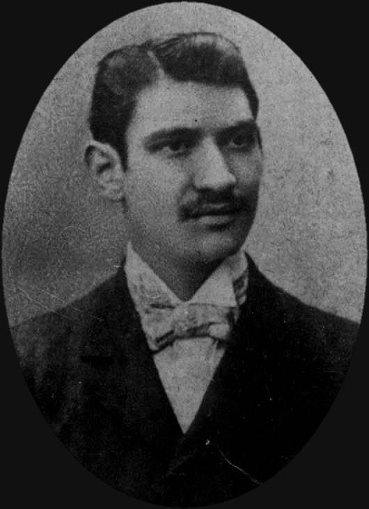 Alexandre Jacob à 17 ans