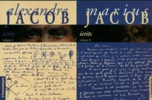 Carte postale Les Ecrits, volumes I et II