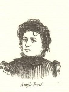 Angèle Ferré 1905