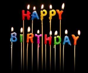 Joyeux anniversaire ?