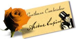 Arsène Lupin, carte de visite