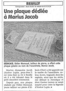 un article qui confond Leblanc et Leroux (sans date)