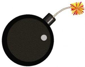 logo bombe