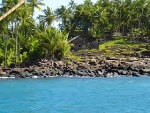 Cabane de Dreyfus, île du Diable