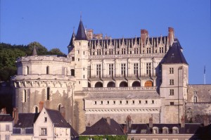 le château d\'Amboise