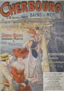 affiche publicitaire début XXe siècle