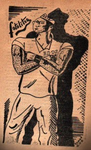 Chéribibi par Du Serge 1929