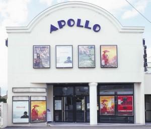 Cinéma Apollo à Pontault Combault