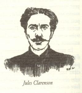 Jules Clarenson, mars 1905
