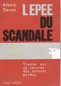 l\'épée du scandale