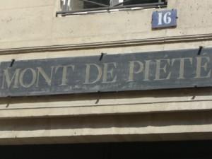Mont de Piété