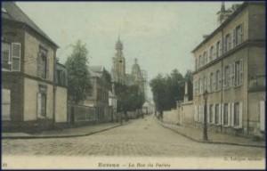 Evreux vers 1900