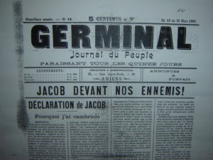 Germinal, n11, 19-25 mars 1905
