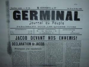 Germinal, n°11, 19-25 mars 1905