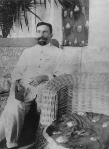 Louis Rousseau à Cayenne 1920-1922