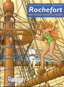 Rochefort un voyage dans le temps, 1e de couverture