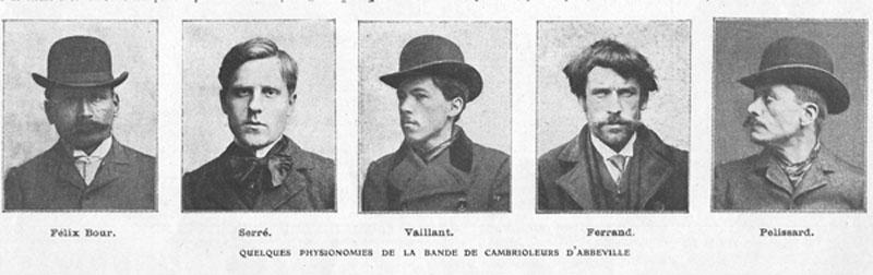 la bande d\'Abbeville dans l\'Illustration du 18 mars 1905