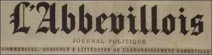 manchette de L\'Abbevillois