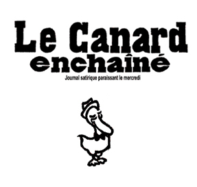 logo du Canard Enchaîné
