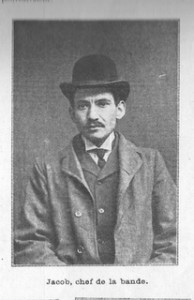 Le chef de bande Jacob dans l\'Illustration du 18 mars 1905