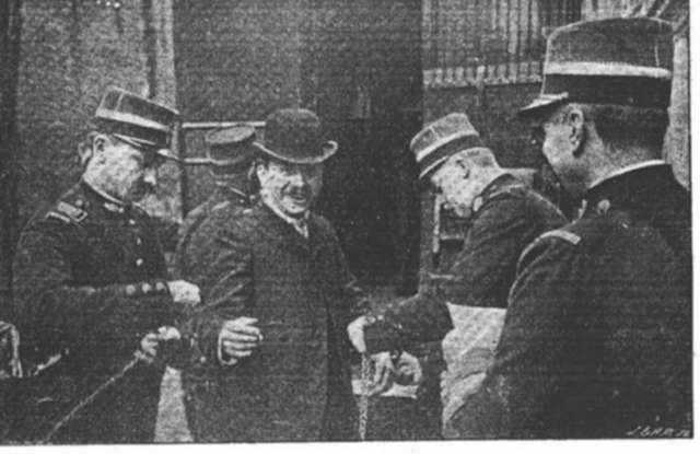 Léon Pélissard dans Le Monde Illustré 25 mars 1905