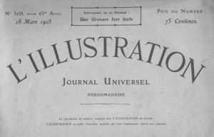 L\'Illustration 18 mars 1905