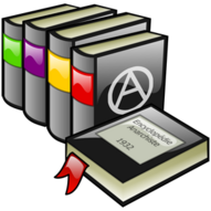 logo livre anarchiste