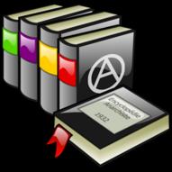 logo livre anarchiste