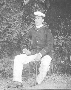 Louis Rousseau en 1902