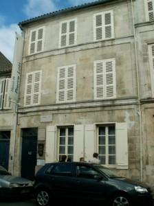 la maison de Pierre Loti à Rochefort