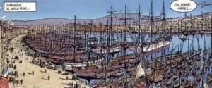 Marseille par Lacaf et Moriquand