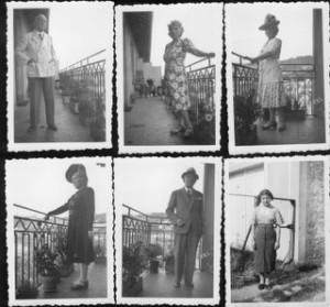 des amis lyonnais de Jacob, automne 1938 ?
