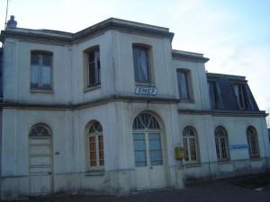 La gare de Pont Rémy en 2007
