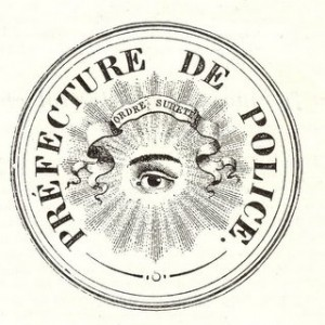 l\'oeil de la police