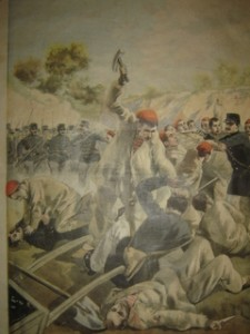 Rvolte d\'anarchistes en Guyane, Le Petit Journal, 16 dcembre 1894