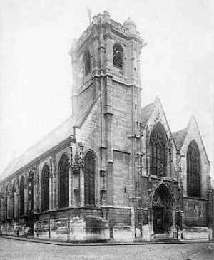 église Saint Godard
