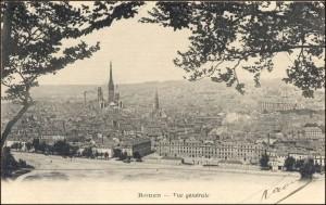 Rouen vers 1900