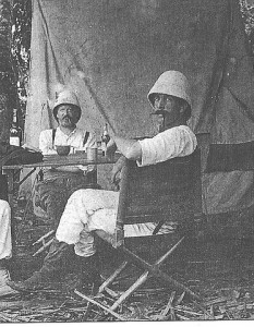 Louis Rousseau, mission forestière 1907, Côte d\'Ivoire