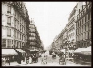 Rennes vers 1900