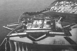 la citadelle de Saint Martin de Ré