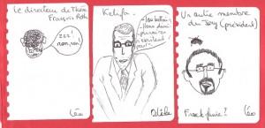 le jury by Léo et Zoé et Odile