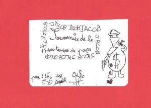 soutenance de thèse by Léo et Zoé et Odile
