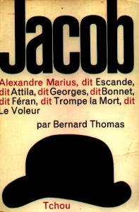 Jacob, Bernard Thomas