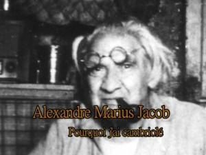 première image du documentaire sur Jacob de Laurent et Thomas