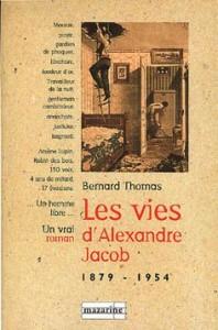 Les Vies d\'Alexandre Jacob