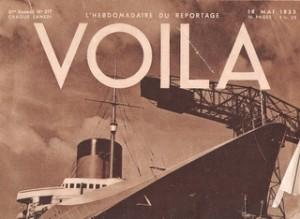 Voilà, 18 mai 1935